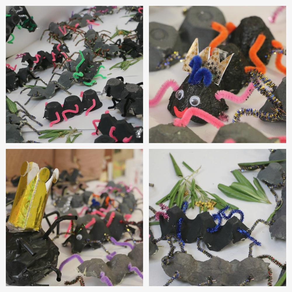 Hormigas Collage